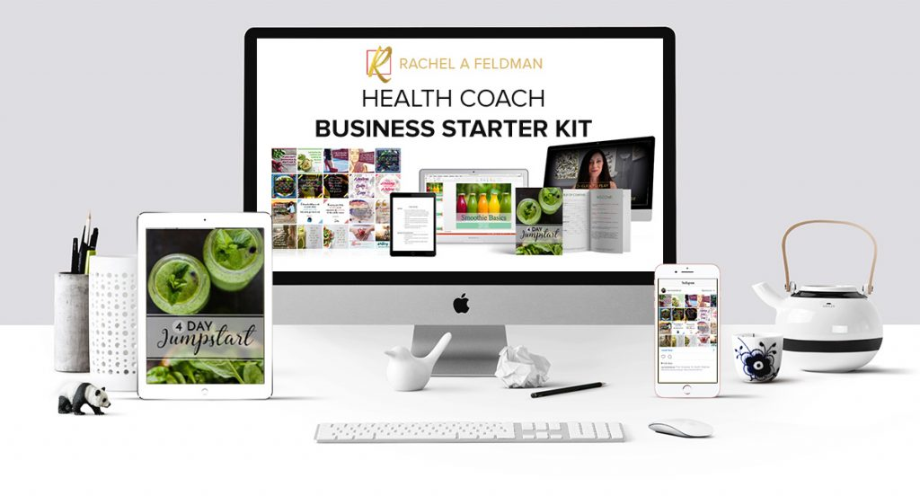 Health Coach Business Starter Kit