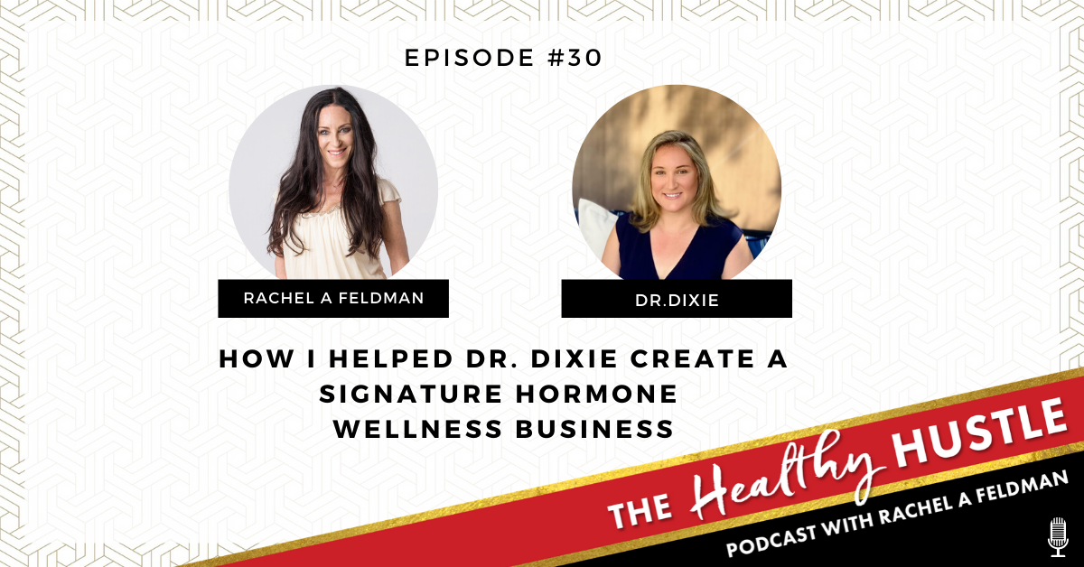 signature hormone wellness business